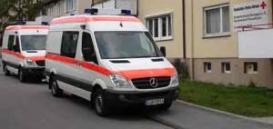 Krankenwagen Typ - B
