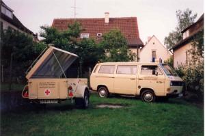 VW und kl haenger